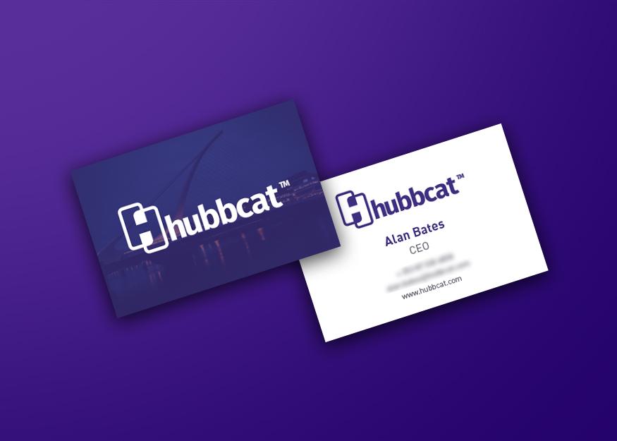 Hubbcat-Bcards